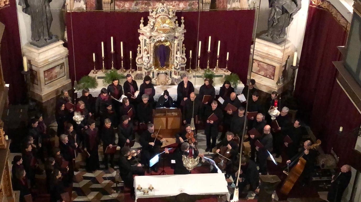 7. April 2019: Bach - Musik zur Passionszeit, Hofkirche Innsbruck