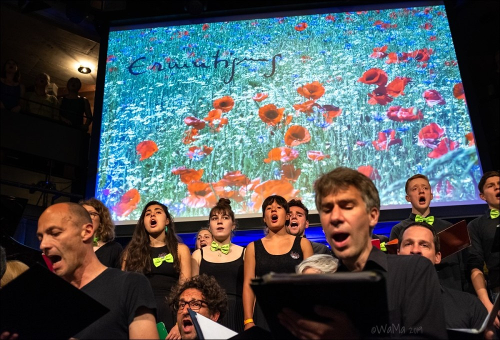 17. Juni 2019: Innsbruck singt - für wen auch immer, jedenfalls aber für Markus Wilhelm